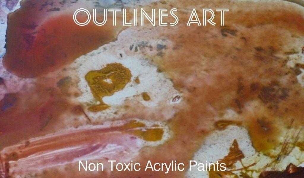 Non Toxic Acrylic Paint