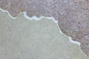 Melamine Cracked table top