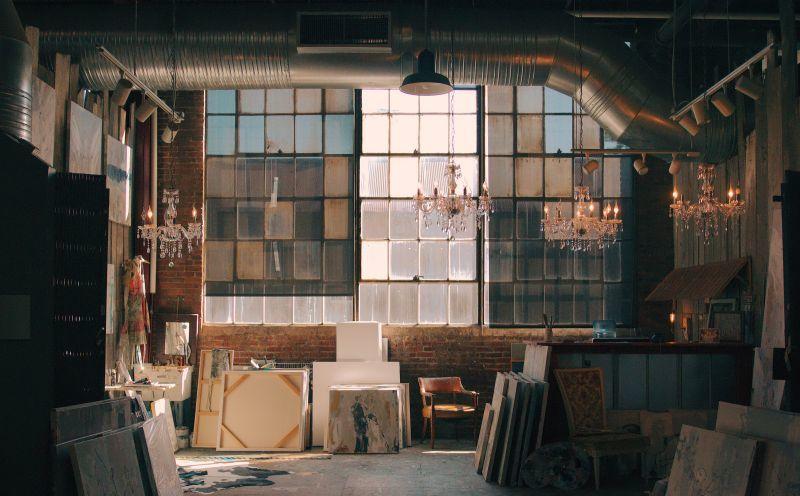Art Studio Photo by Joseph Morris on Unsplash