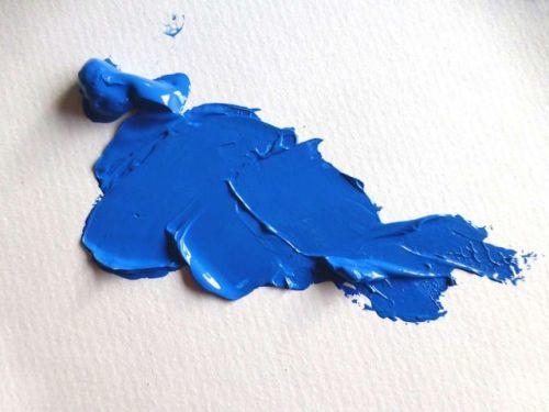 Cerulean Blue Acrylic paint